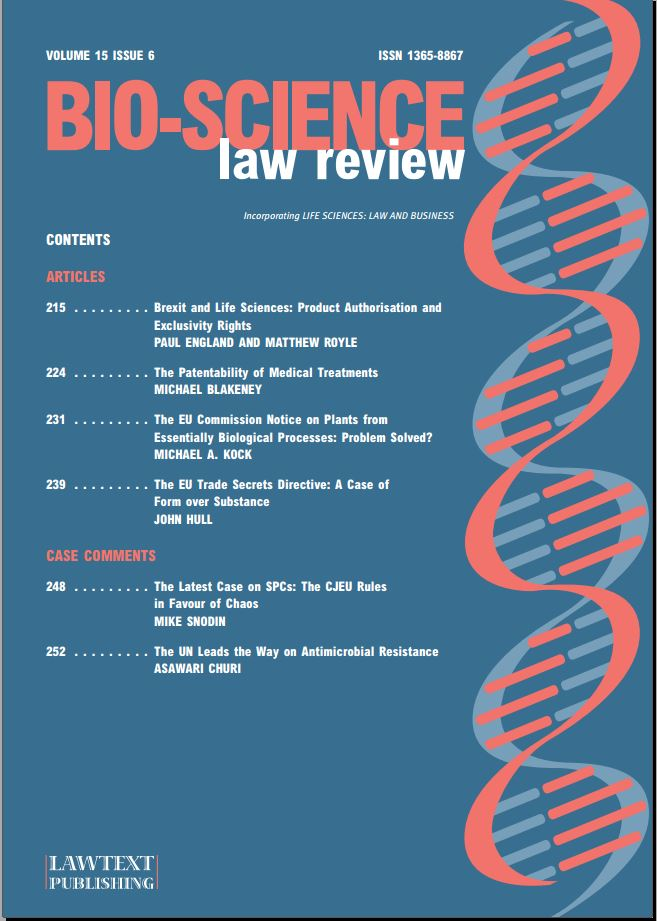 BSLR156cover